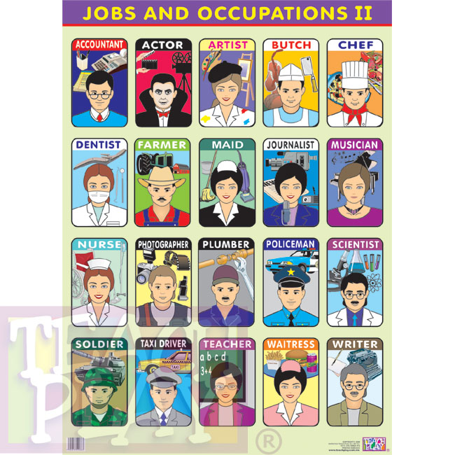 Jobs And Occupations 2