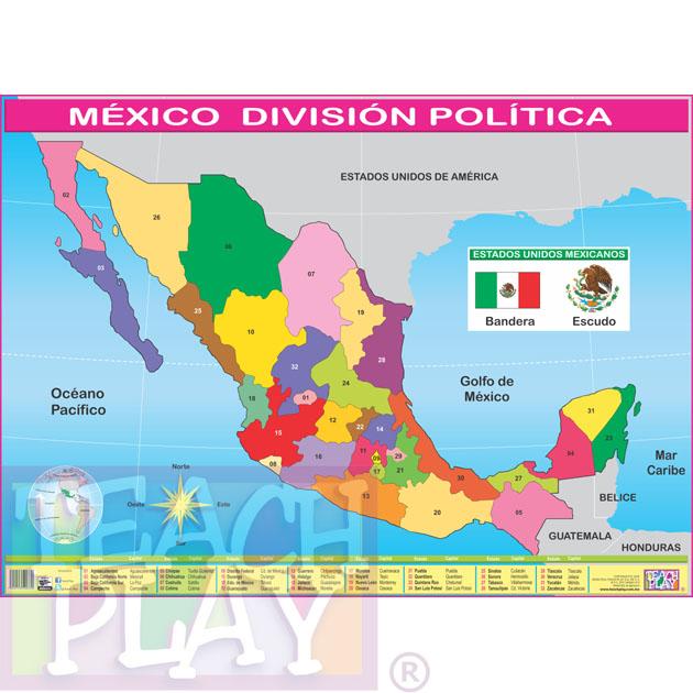 República Mexicana Posters