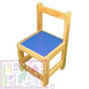 Silla para kinder mobiliario teach play material for Sillas para kinder